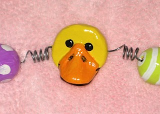 Duck Head Bead