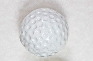 Golfball Knob Drawer Pull