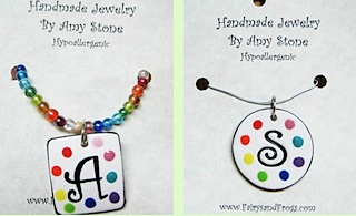 initial necklaces 12 A S