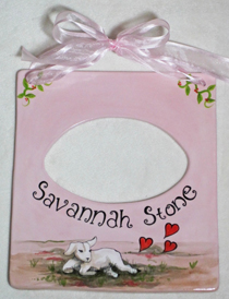 Personalized-baby-frame
