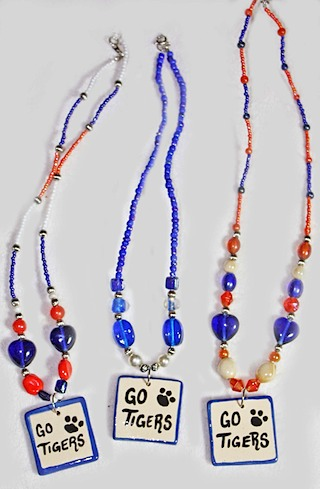University of Memphis Necklaces